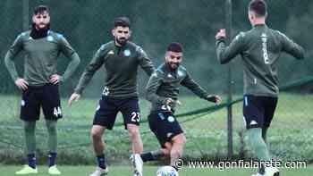 Napoli, il report allenamento odierno al Centro Tecnico di Castelvolturno - GonfiaLaRete