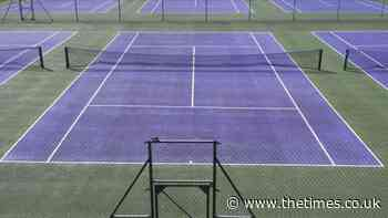 LTA lobbies Welsh government to reopen tennis courts for public use - The Times