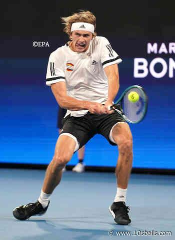 "Tennis Heart Throb Alexander ""Sascha"" Zverev Photo Gallery From 10sBalls - 10sBalls"