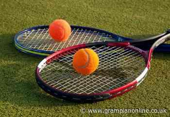 Anyone for tennis? - Grampian Online