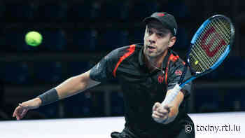 Tennis: Best-Of Gilles Muller: highlights from his career - RTL Today