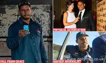Disgraced NRL star Ben Barba reveals 'mistake that cost him everything'