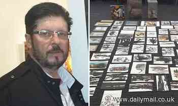 Cleaner charged with stealing $160,000 worth of beloved Manly artist Patrick Carroll's paintings