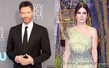 Harry Connick Jr. to Reunite With Sandra Bullock for COVID-19 Special Honoring Essential Workers - AceShowbiz Media