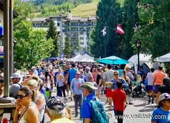 Gourmet on Gore, the Labor Day food tasting festival, canceled for 2020 - Vail Daily News