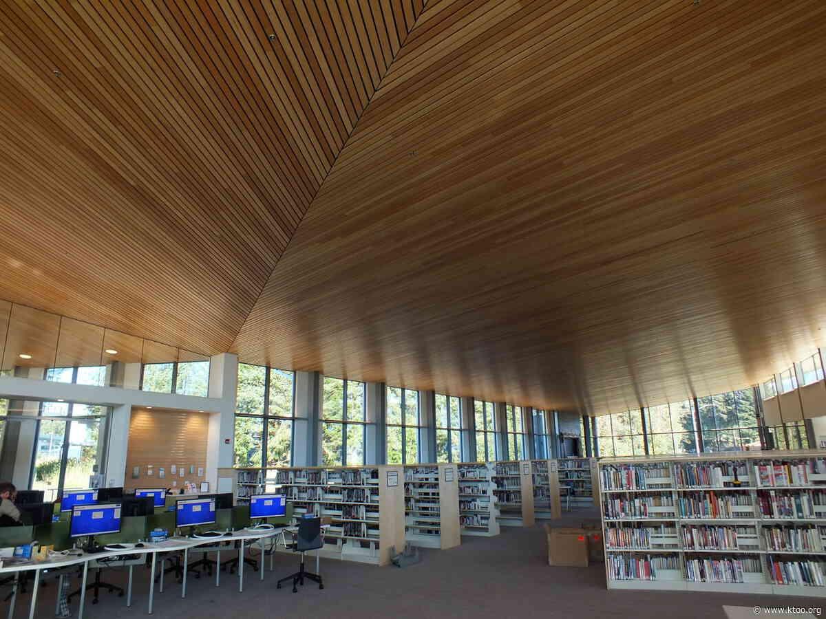 Juneau libraries re-open
