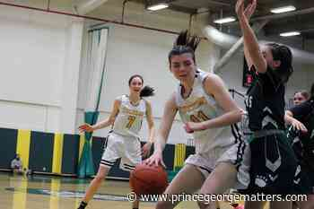 Hannah Loukes taking flight from Prince George to Edmonton for university basketball - PrinceGeorgeMatters.com