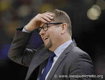 Nick Nurse On His Career And The Future Of Basketball - Iowa Public Radio