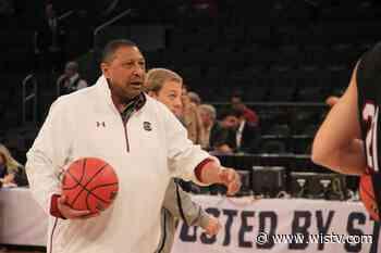 South Carolina men's basketball assistant coach Clark announces retirement - WIS10