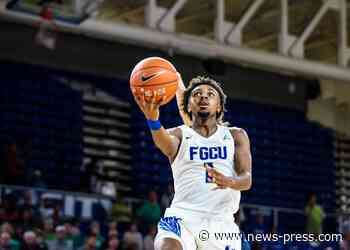 Former FGCU basketball players Zach Scott, Brian Thomas find new homes in Louisiana - News-Press