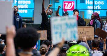 Protesters Flood N.Y.C. Streets; Looters Strike Before Curfew: Live Updates