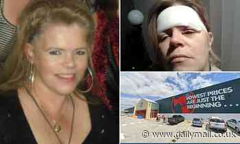 Seamstress sues Bunnings for $300k claiming a gate fell on her head- and says it's left her anxious