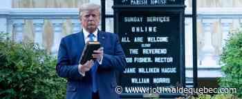 Biden accuse Trump d'utiliser l'armée «contre les Américains»
