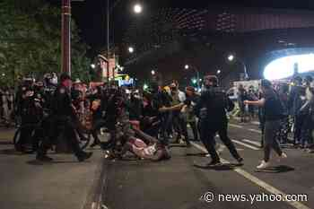 Overnight curfew declared for NYC