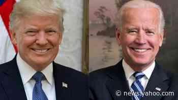 President Trump and Joe Biden square off over civil unrest in America