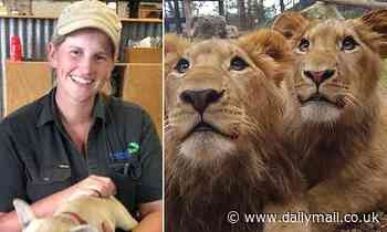 Lions that mauled female zookeeper Jennifer Brown at Shoalhaven Zoo Nowra will not be put down