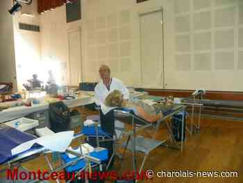 Collecte de sang à Digoin, le 28 mai - Charolais News - Charolais News