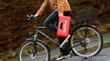 Verfolgung zu Fuß und mit dem Auto: Zeugen jagen Dieb auf Fahrrad die Beute wieder ab - soester-anzeiger.de