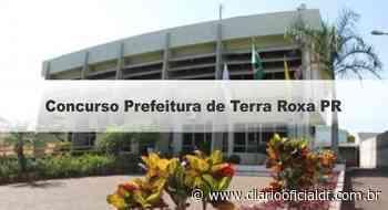 Concurso Prefeitura de Terra Roxa PR: Inscrições Encerradas - DIARIO OFICIAL DF - DODF CONCURSOS