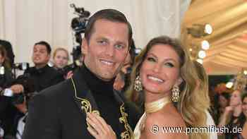Tom Brady und Gisele Bündchen enthüllen Beziehungs-Details! - Promiflash.de