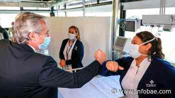 Quiénes son las enfermeras que se recuperaron de coronavirus y estuvieron con Alberto Fernández - infobae