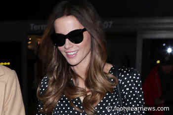 Kate Beckinsale's Best Street Style: Fashion Photos Through the Years - Footwear News