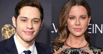 Kate Beckinsale talks about her relationship with Pete Davidson - Play Crazy Game