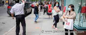 Habitudes de vie: les Québécois avaient hâte de sortir!