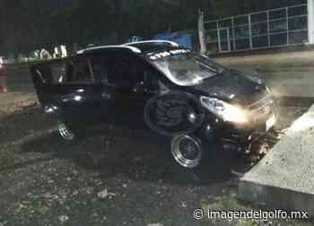 Tras aparatoso accidente fallece menor en Orizaba - Imagen del Golfo