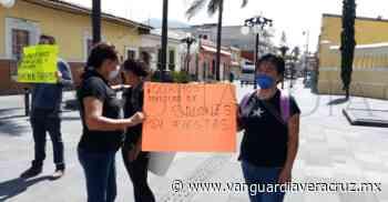 Cantineros de Orizaba hartos de la cuarentena - Vanguardia de Veracruz