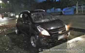 Muere bebé accidentada, en bulevar Córdoba-Peñuela - El Sol de Orizaba
