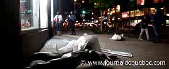 Nouveaux pillages à Manhattan, couvre-feu étendu pour mardi