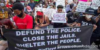 Sectores de la diáspora de Florida denuncian el asesinato de George Floyd - El Nuevo Dia.com