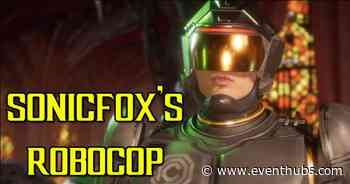 High-level Mortal Kombat 11: Aftermath RoboCop gameplay from SonicFox - EventHubs