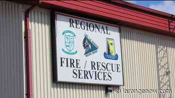 La Ronge Regional Fire Department to resume training, accept PPE delivery - larongeNOW