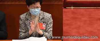 Manifestations: Hong Kong accuse Washington d'avoir deux poids, deux mesures