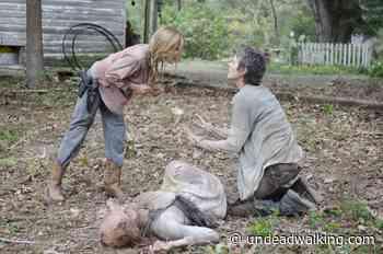 "The Walking Dead: Michael E. Satrazemis reflects on ""The Grove"" - Undead Walking"