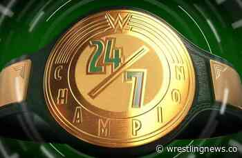 New WWE 24/7 Champion crowned on Monday Night Raw - Wrestling News