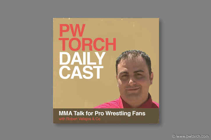 FREE PODCAST 6/1 – PWTorch Dailycast – MMA Talk for Pro Wrestling Fans: Vallejos and Monsey look ahead to UFC 250, review most recent UFC Fight Night, discuss developments in feud between Jon Jones and Dana White, more (93 min) - - PWTorch