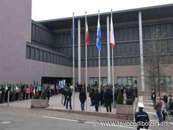 Anche a Laives le celebrazioni per la Festa della Repubblica, ma in forma ridotta - La Voce di Bolzano