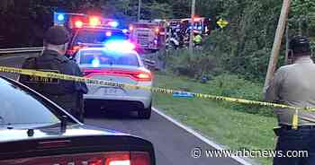 Driver, 7, younger brother die in car crash after taking grandparents' car