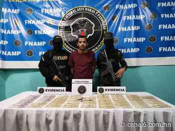 Sentencia condenatoria para pandillero de la 18 por extorsión en Ceiba, Atlántida - canal6.com.hn