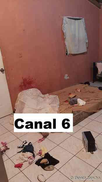 Hombre es asesinado en El Porvenir, Atlántida - canal6.com.hn