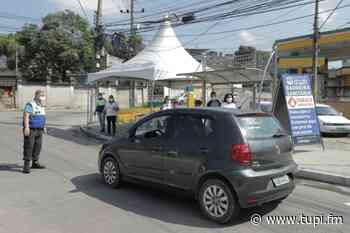 Prefeitura de São João de Meriti decide expandir as barreiras sanitárias na cidade - Super Rádio Tupi