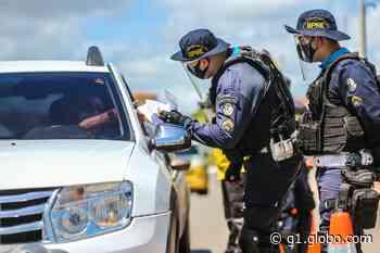 23 barreiras sanitárias serão implementadas em cidades com isolamento social rígido no Ceará - G1
