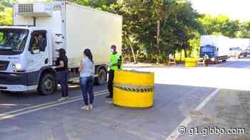 Manutenção de barreiras sanitárias em Viçosa é prorrogada e Prefeitura inicia nova fase de adaptação - G1