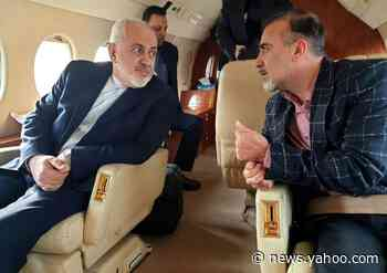 Plane carrying Iran scientist jailed in US has taken off: Zarif