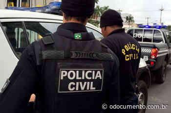 Polícia Civil prende pai suspeito de engravidar filha em Canarana - O Documento