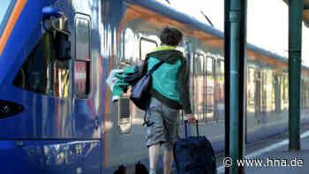 Aufregung im Zug: Junge fährt ohne Vater allein nach Fulda - Ein Fremder hilft - hna.de