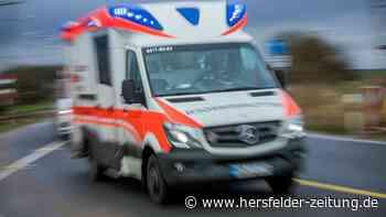Pedelec-Fahrer bei Unfall mit Auto in Bad Hersfeld verletzt - hersfelder-zeitung.de